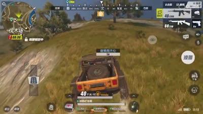 是时候表演真正的车技了^_^