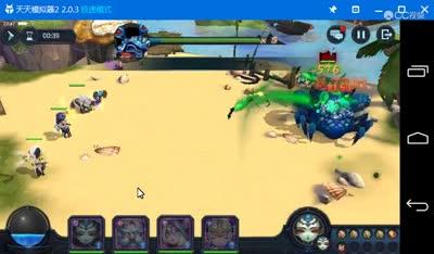 幻境支线-海蓝藻蟹过关视频