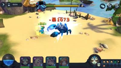 面面面团《迷雾世界》支线-蓝藻巨蟹打法攻略