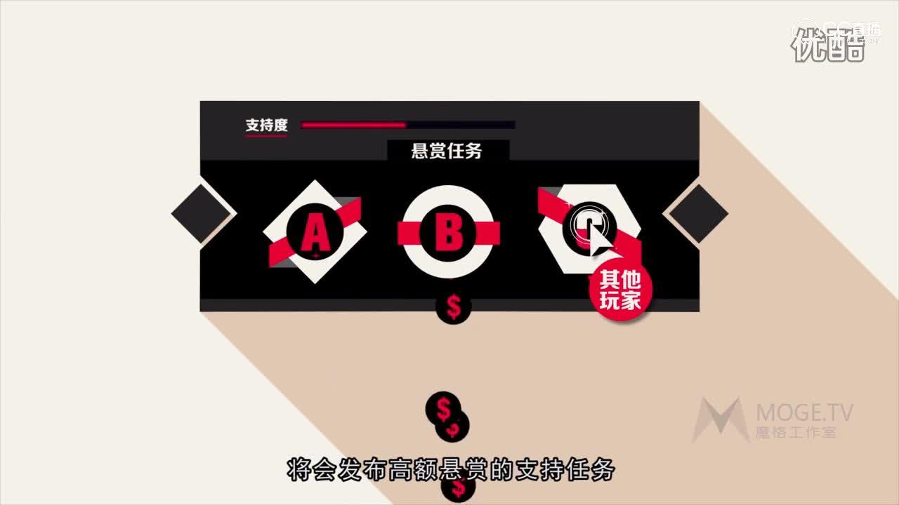 【魔格原创】网易游戏镇魔曲3V3超能联赛宣传片_超清