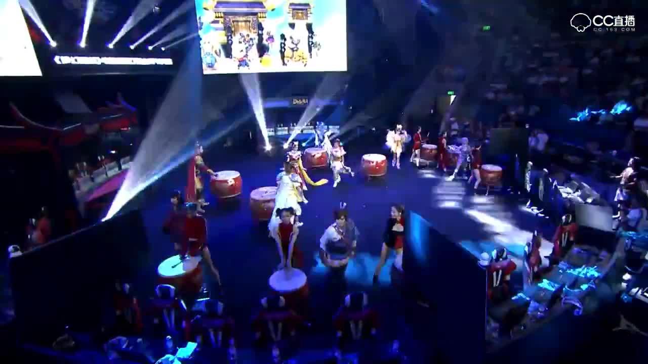 全民PK赛开幕式各个角色舞蹈#梦幻西游##梦幻新服##全民PK赛#
