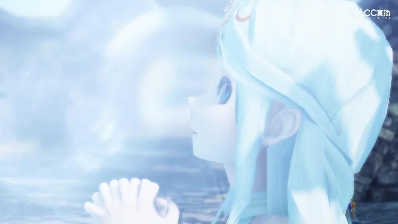 【天谕】[谕澜殿]MMD千灯愿—花灯寄相思,翘首等归人