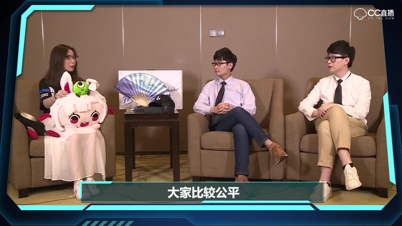 阴阳师亚军北岭采访