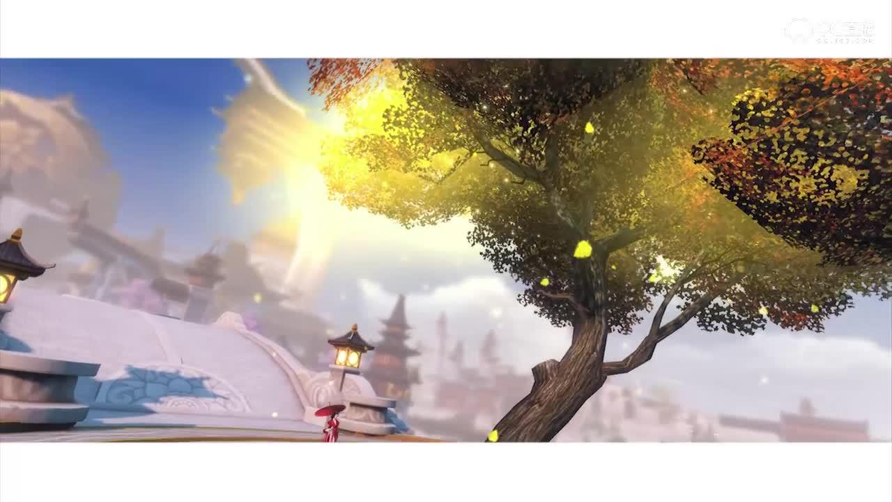 【天下3】带你去看天下最美新地图