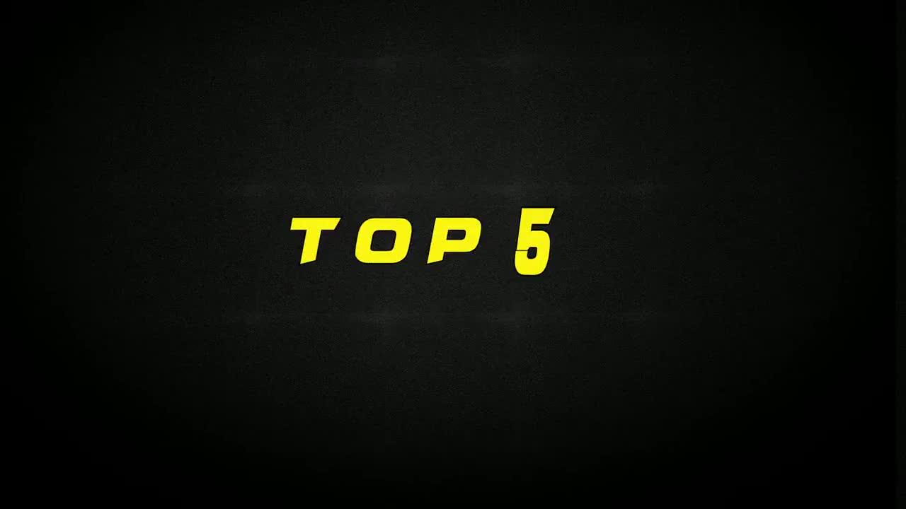 【每周TOP10】第八期 马儿诠释内部弹起技能的正确使用姿势 你学会了吗?