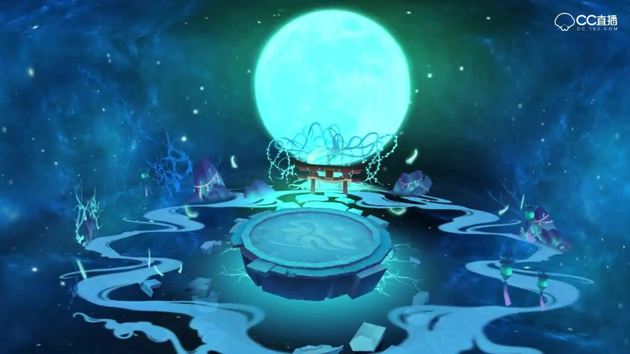 阴阳师:当你用上帝视角看游戏场景,堪称震撼的美丽