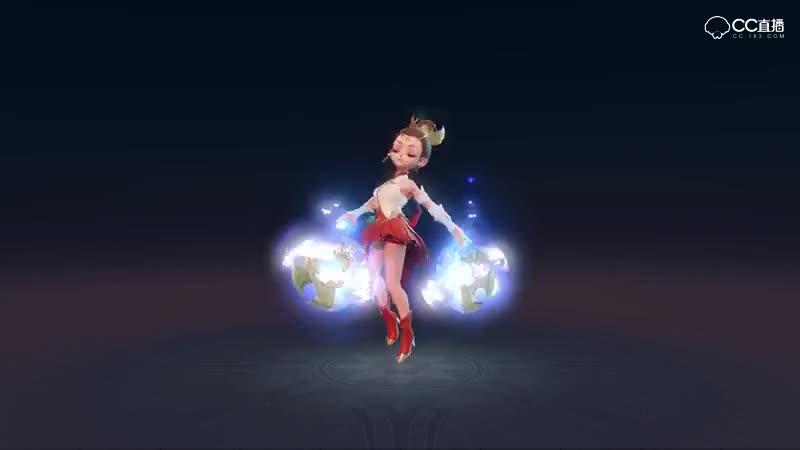 梦幻西游3D飞燕女