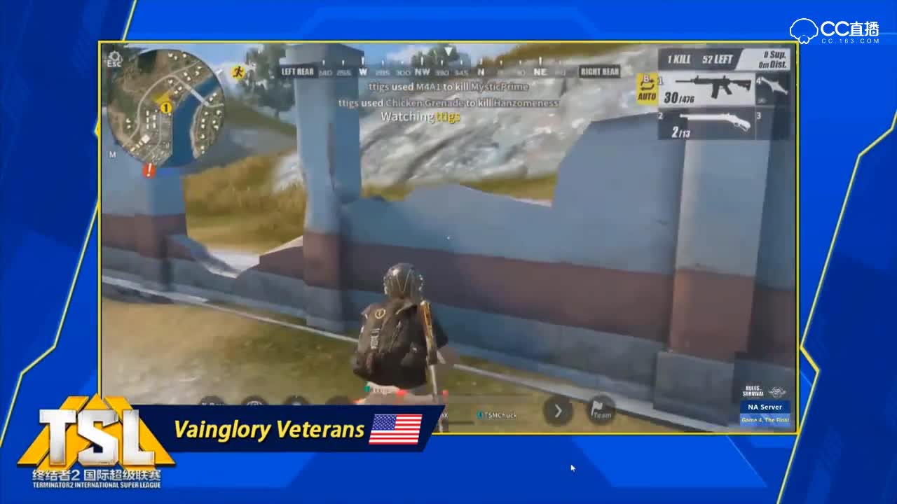 【终结者2国际超级联赛】北美赛区Vainglory Veterans战队集锦
