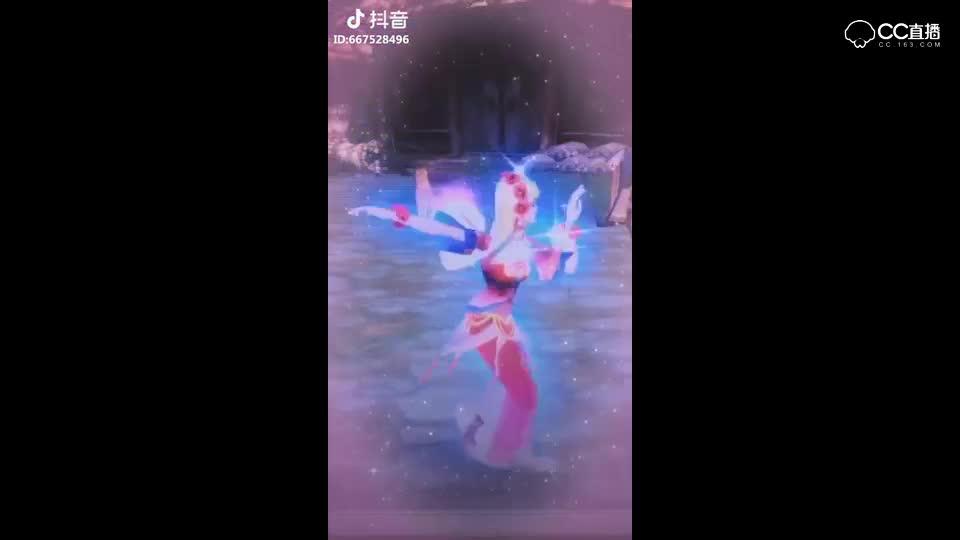 【新倩女抖音挑战赛】2